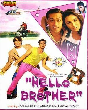 Hello Brother 1999 Hindi 720p DVDRip 1GB
