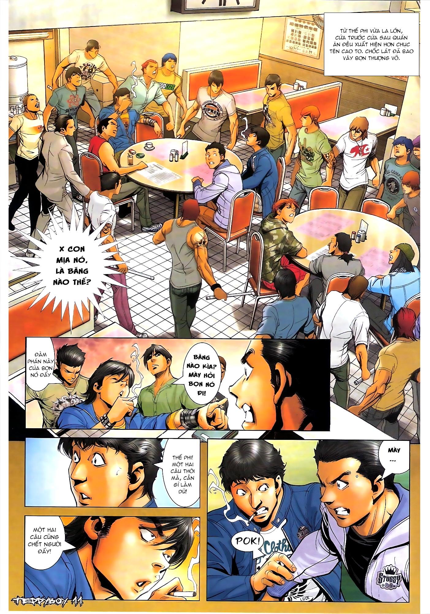 Người Trong Giang Hồ - Chapter 1293: Hạo Nam tái hiện - Pic 8
