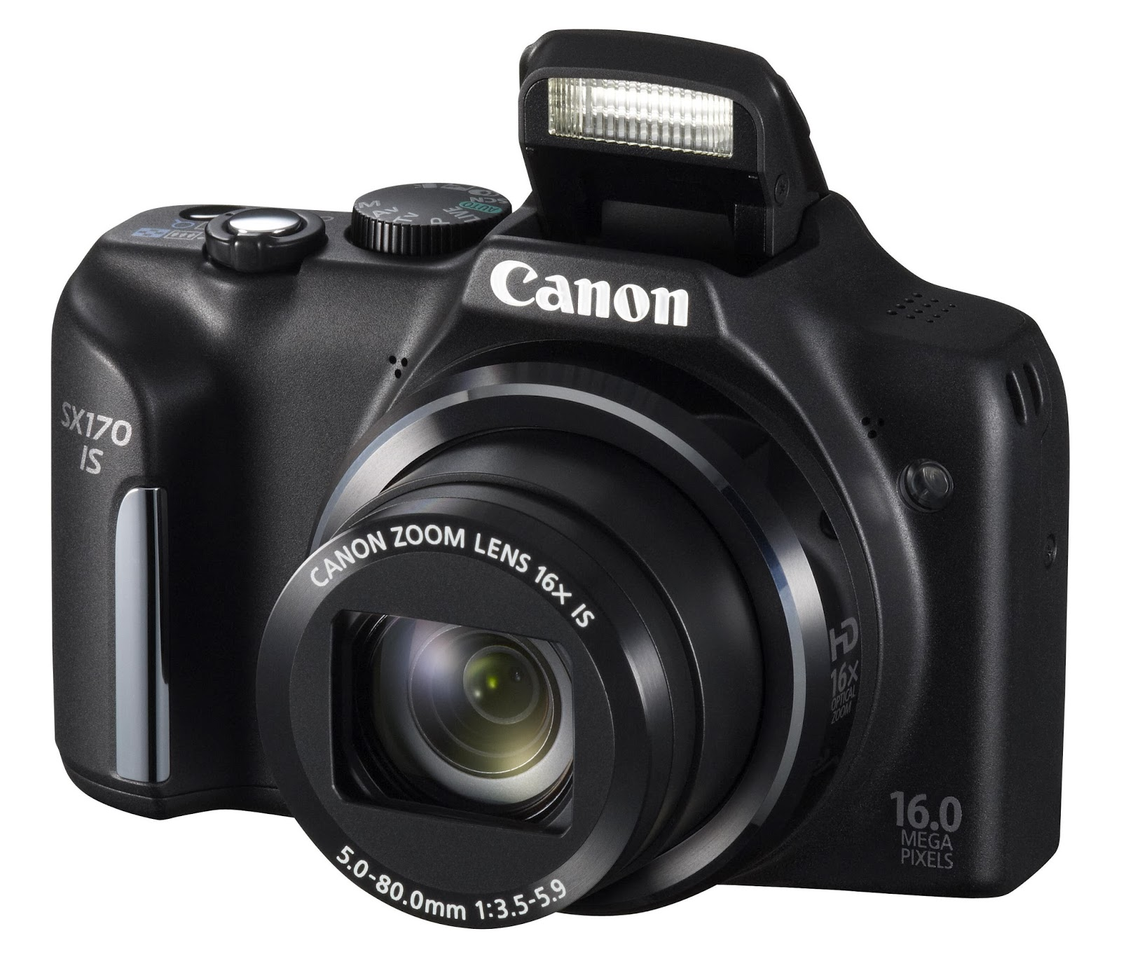 Canon Camera News 2021 Canon Powershot Sx170 Hs Digital Camera