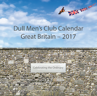 The Dull Men's Club's 2017 calendar