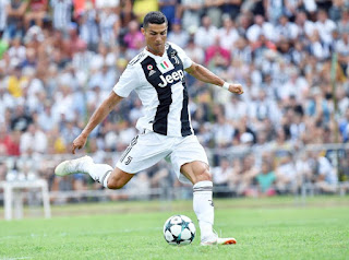 Christiano Ronaldo Continues Remarkable Scoring Record With 20th Juve Goal