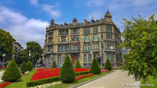 Palacio Chavarri - Bilbao por El Guisante Verde Project
