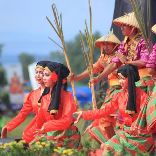Tinuku Travel Pesona Tambora Festival the Sumbawa folk cultural feast to commemorate super eruption Mount Tambora