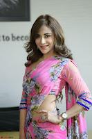 Angela Krislinzki Rogue Movie Fame Telugu Actress in Saree Backless Choli 096.JPG