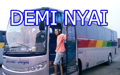 Kontak Agen Bus PO. Sinar Jaya Pekalongan