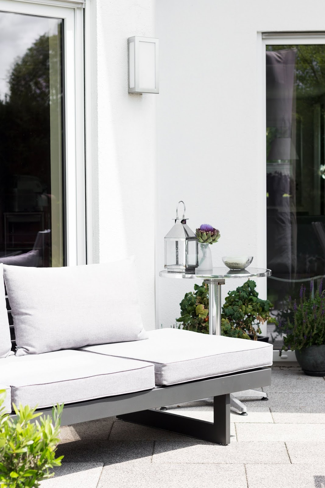 Sparkly Inspiration | Interior | Outdoor-Living mit der Stern Loungebank Holly