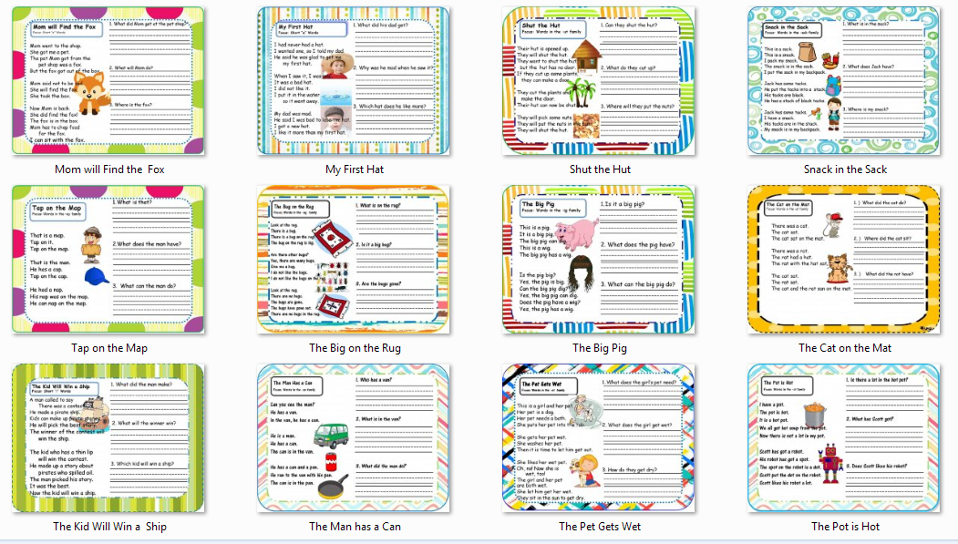 Instructional Materials With Worksheet English