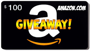 Win $100 Amazon GC + a book