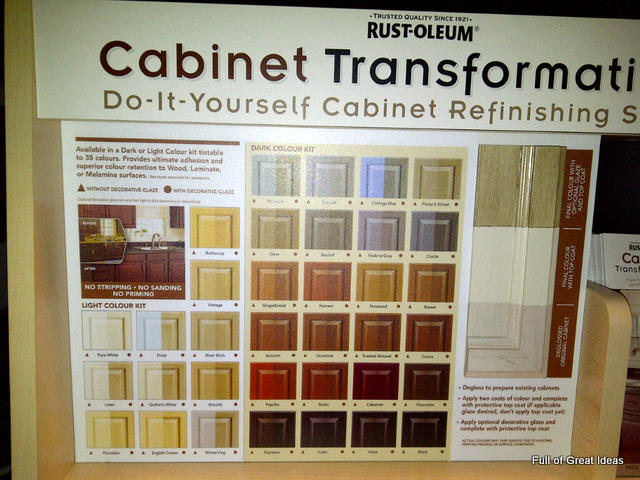 rustoleum cabinet transformations color samples of great ideas my kitchen renovation plans now 25785