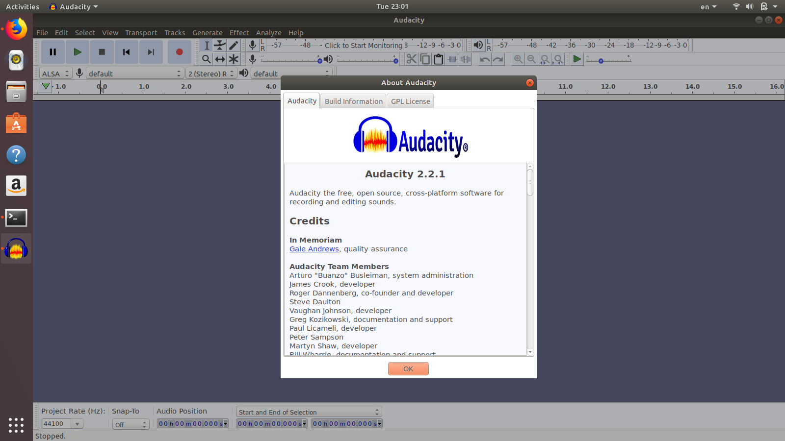 How to install program on Ubuntu: How to Install Audacity