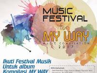 "Gookil Musik Gelar Festival ""Music Compilation"" Pada 19-21 Mei 2017"