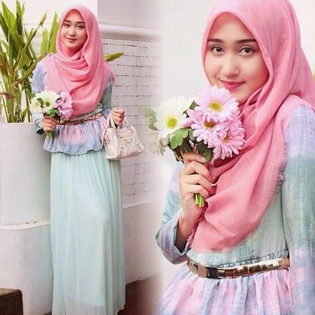 Gambar Busana Muslim Dian Pelangi Model Terbaru 2015
