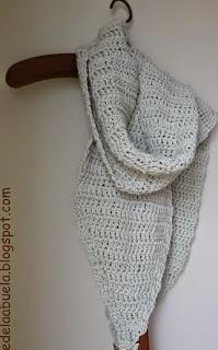 http://lacalledelaabuela.blogspot.com.es/2013/09/foulard-de-ganchillo.html