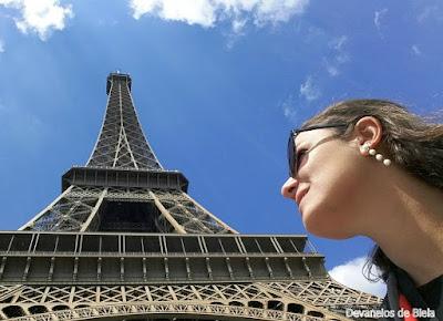 6 destinos para conhecer - Paris