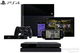 Gambar PS4 - Sony Playstation 4