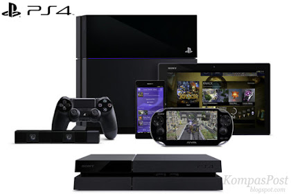 Harga PS4 Video Game Playstation Terbaru
