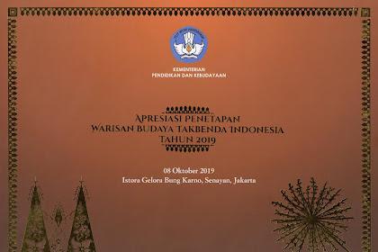 Warisan Budaya Tak Benda Riau (WBTB) 2019, Menjulang Kebudayaan Riau