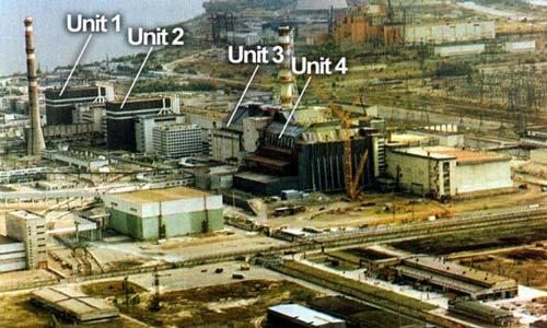 Bencana Nuklir Chernobyl