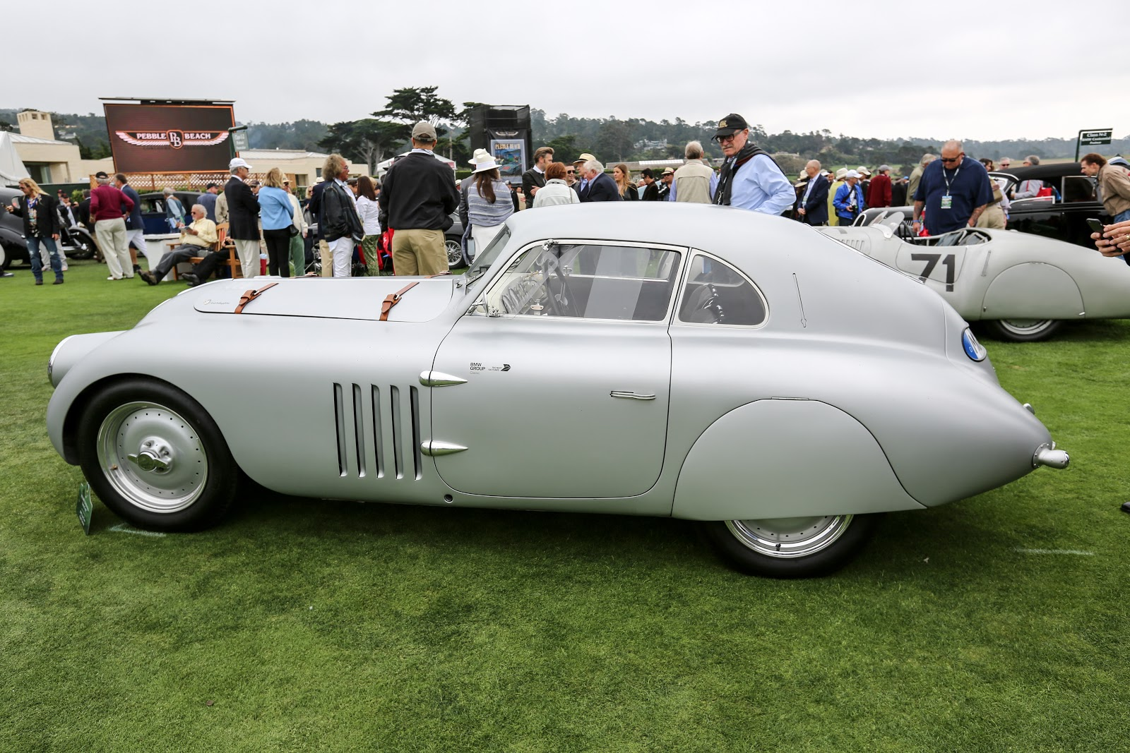 BMW: Celebrating 100 Years Of History In Monterey (Part 1 ...