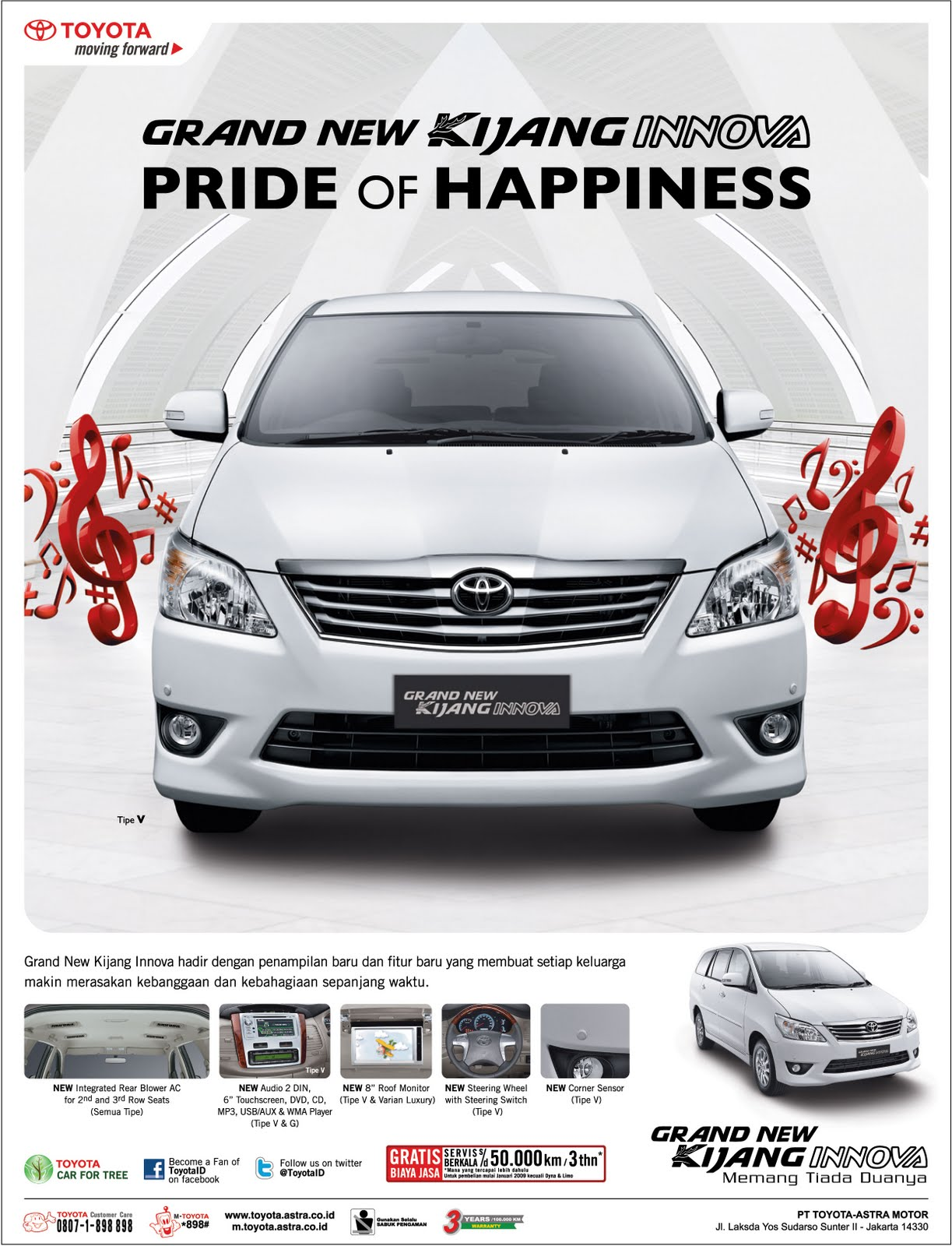 Grand New Kijang Innova V 2014 Harga Oli Avanza S Banu Ardi Ask Me For Fine Tuning Your Brand Campaign