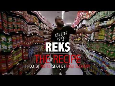 Video: Reks – The Recipe (Prod. by Nottz)