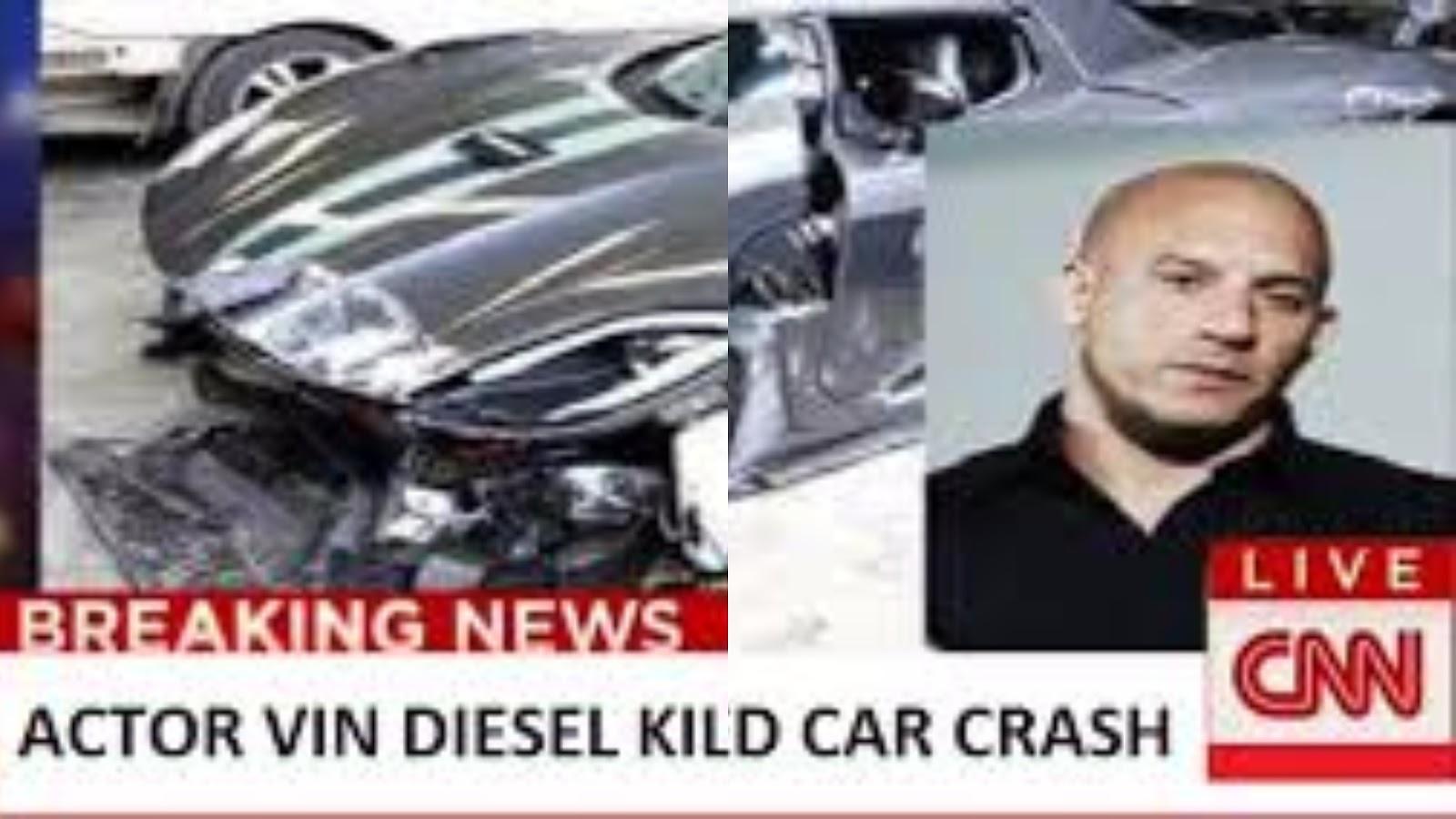 Vin Diesel dies 2017 i...