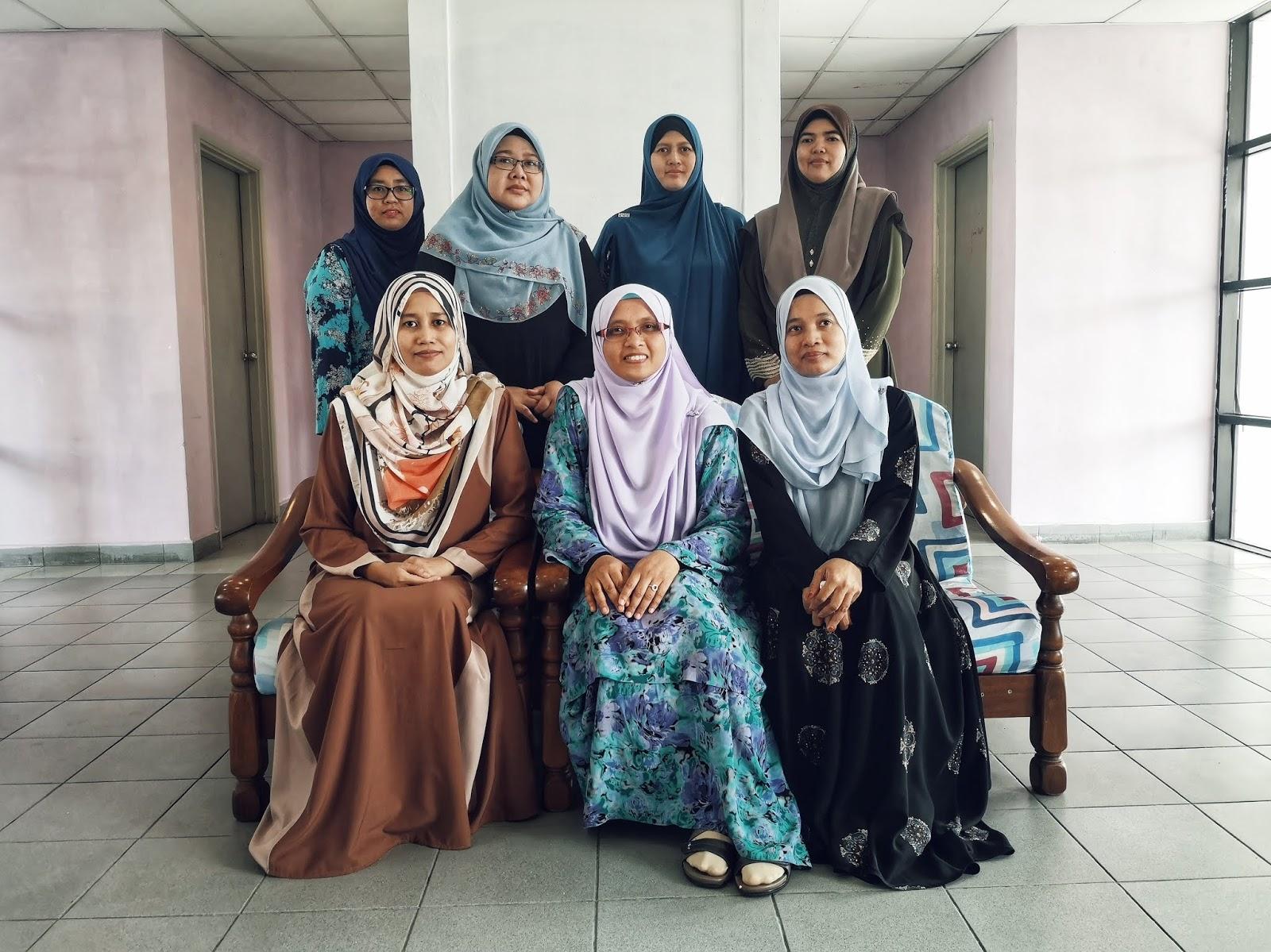 Majlis Bacaan Yasin & Tahlil KMKN 95/96 - Kaum Ibu
