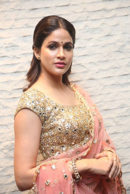 Lavanya Tripathi Stills At Vunnadi Okate Zindagi Movie Pre Release Function