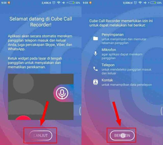 Cara mudah dan aman merekam panggilan suara WhatsApp secara cepat 2