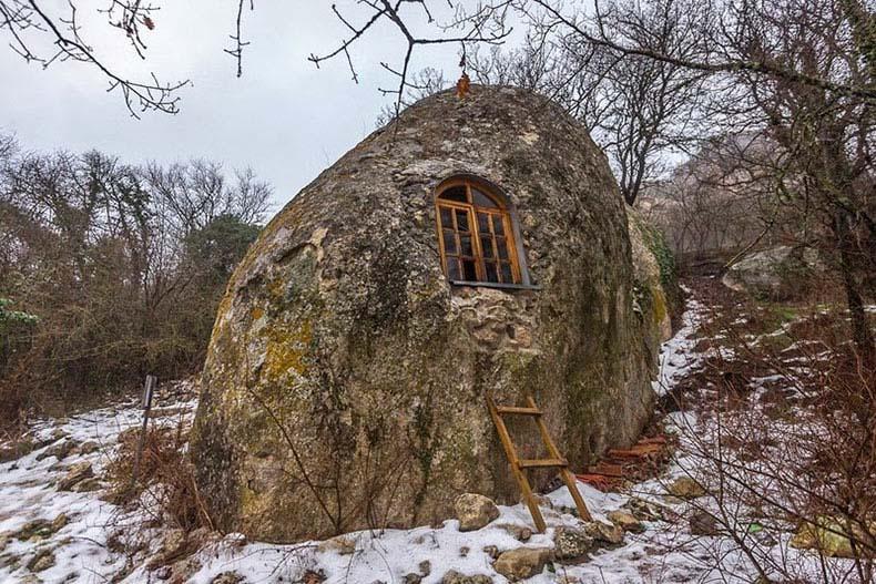 Eski Kermen, una antigua ciudad de cuevas | Crimea