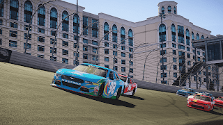 NASCAR Heat 2 PSP Wallpaper