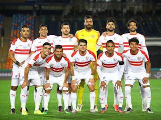 اهداف وملخص مباراة الزمالك وحرس الحدود الدوري المصري الممتاز
