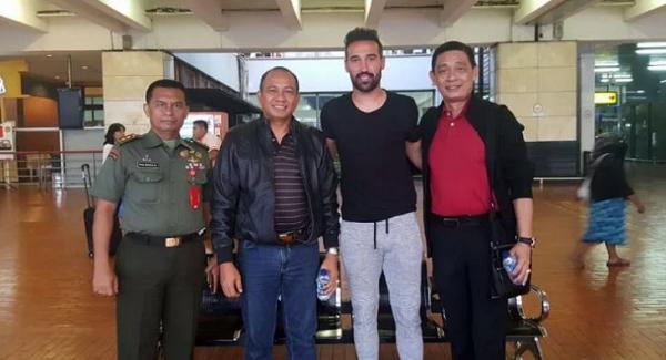 PS TNI Rekrut Striker Portugal sebagai Marquee Player