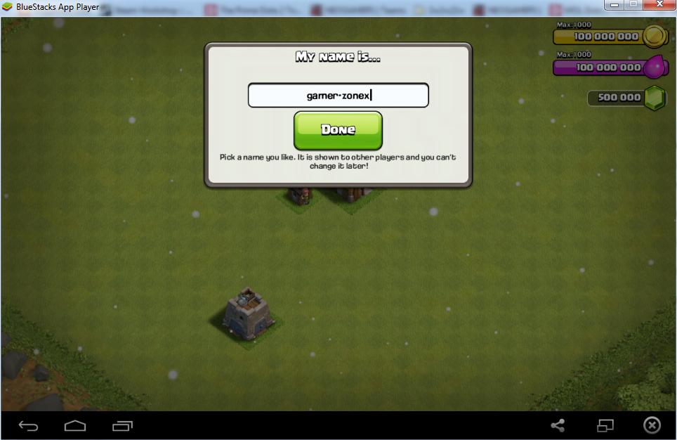 download game clash of clans mod apk unlimited gem