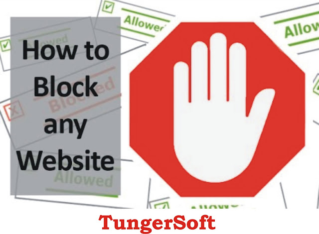 How to Block Specific Website on Your Computer