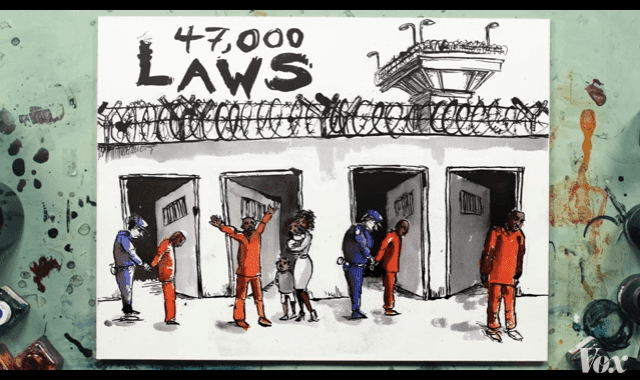 How America's Justice System Is Rigged Against The Poor