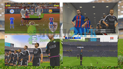 Game PES Galaxy V4 Euro Cup+Kitserver 2017 Mod Full By Thiago
