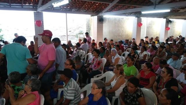 Reunião dos pais do STTR de Elesbão Veloso será dia 10 de agosto