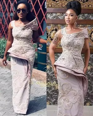 Who Rocked It Better? . CeeC or Tonto Dikeh??