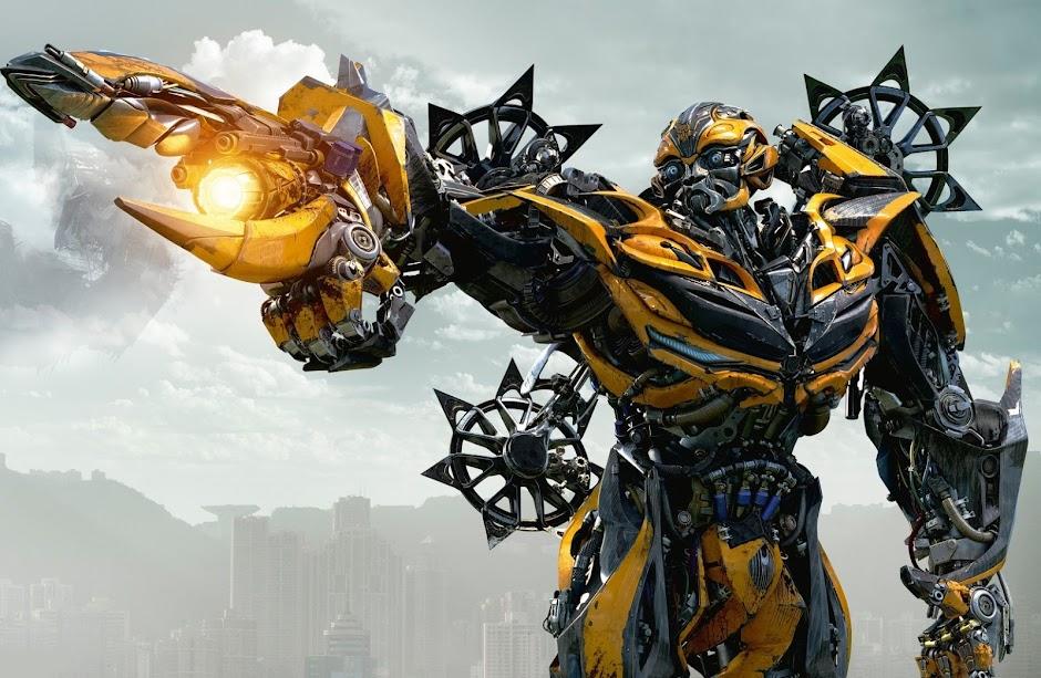 "Franquia Transformers será reinicia após ""Bumblebee"""