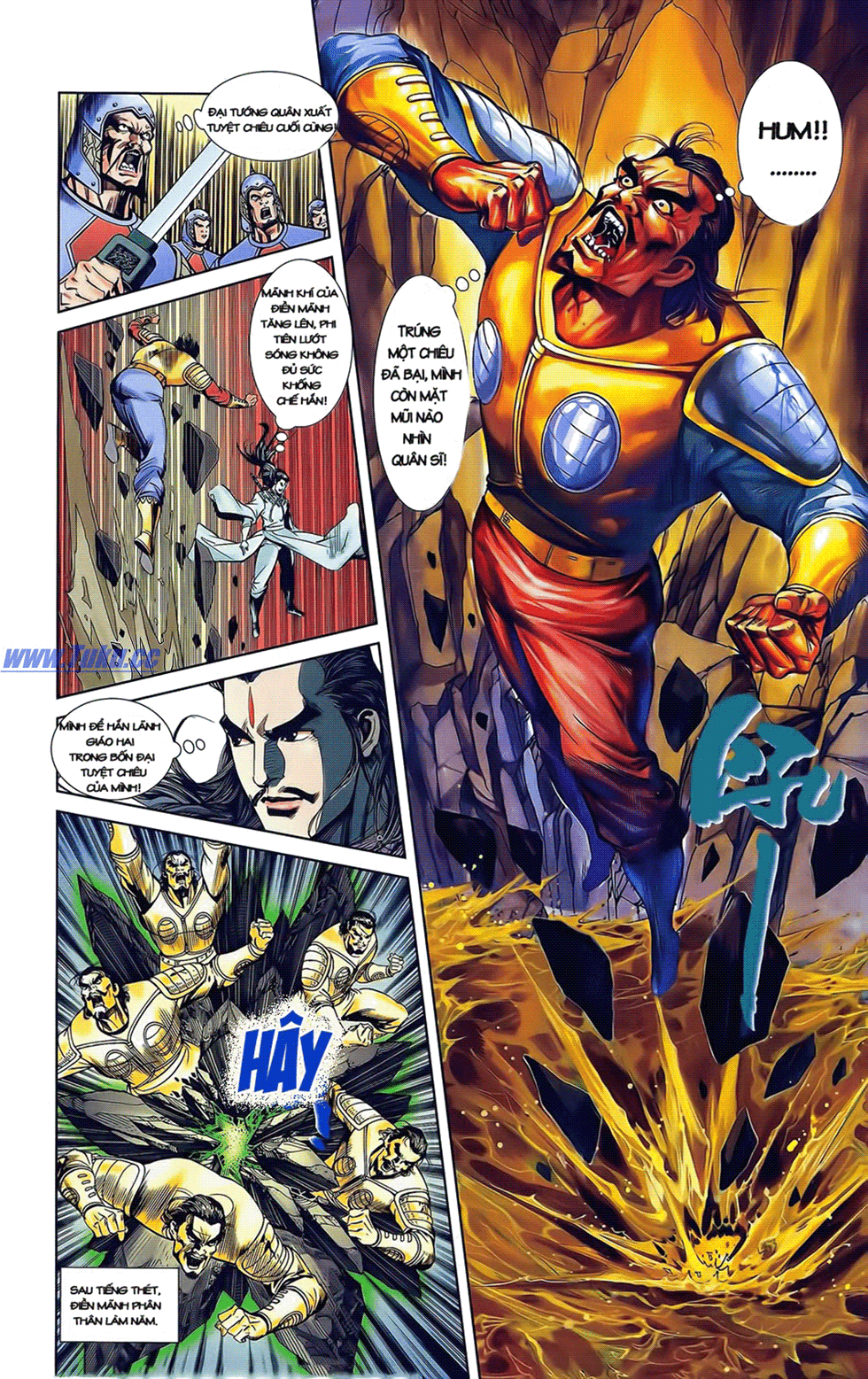 Tần Vương Doanh Chính chapter 13 trang 25