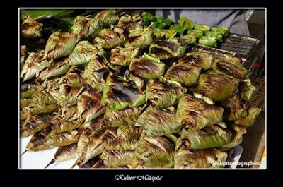 kuliner malaysia, cuisine, cullinary, food, melayu, satar, otak-otak terengganu