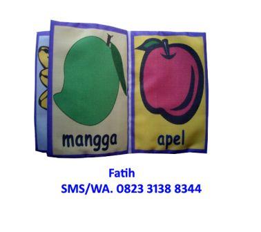 mainan edukasi ayo makan buah