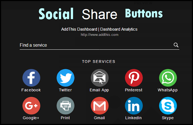 Website me mobile friendly social shre button kaise lagaye