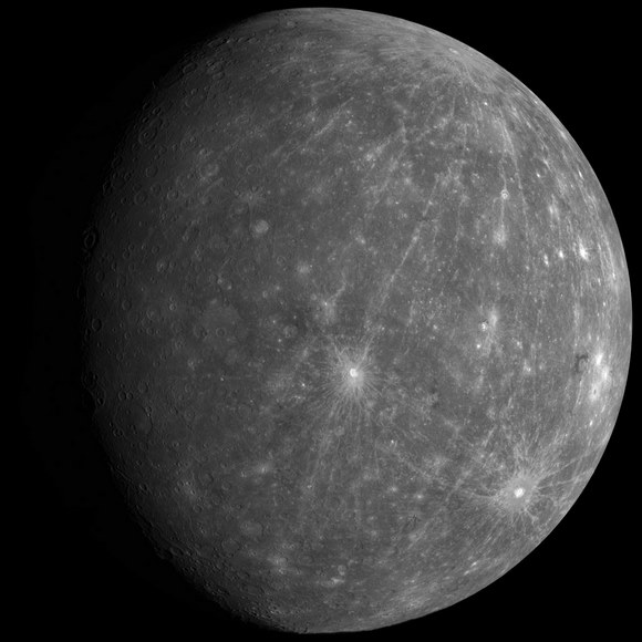 About Mercury Planet - Pics about space