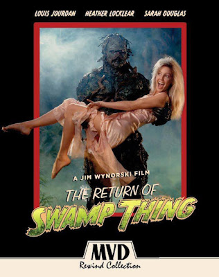 The Return Of Swamp Thing Blu-ray Review