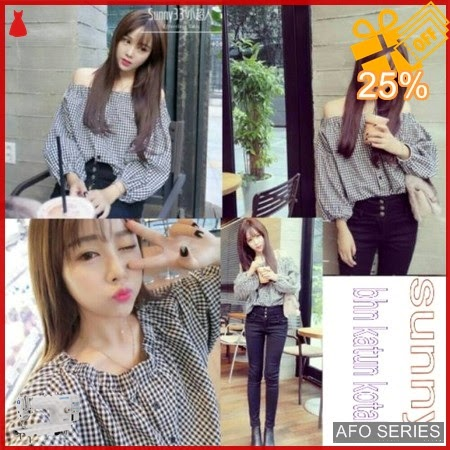 AFO374 Model Fashion Sunny Modis Murah BMGShop