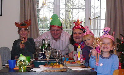 Christmas 2011 at Five Go Blogging