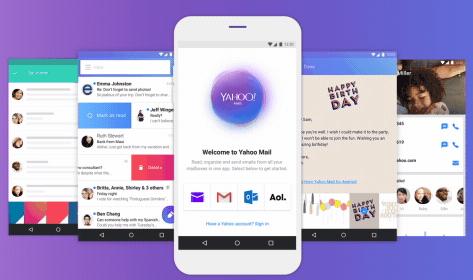 Desde Ahora podemos Iniciar Sesion Yahoo con Otros correos