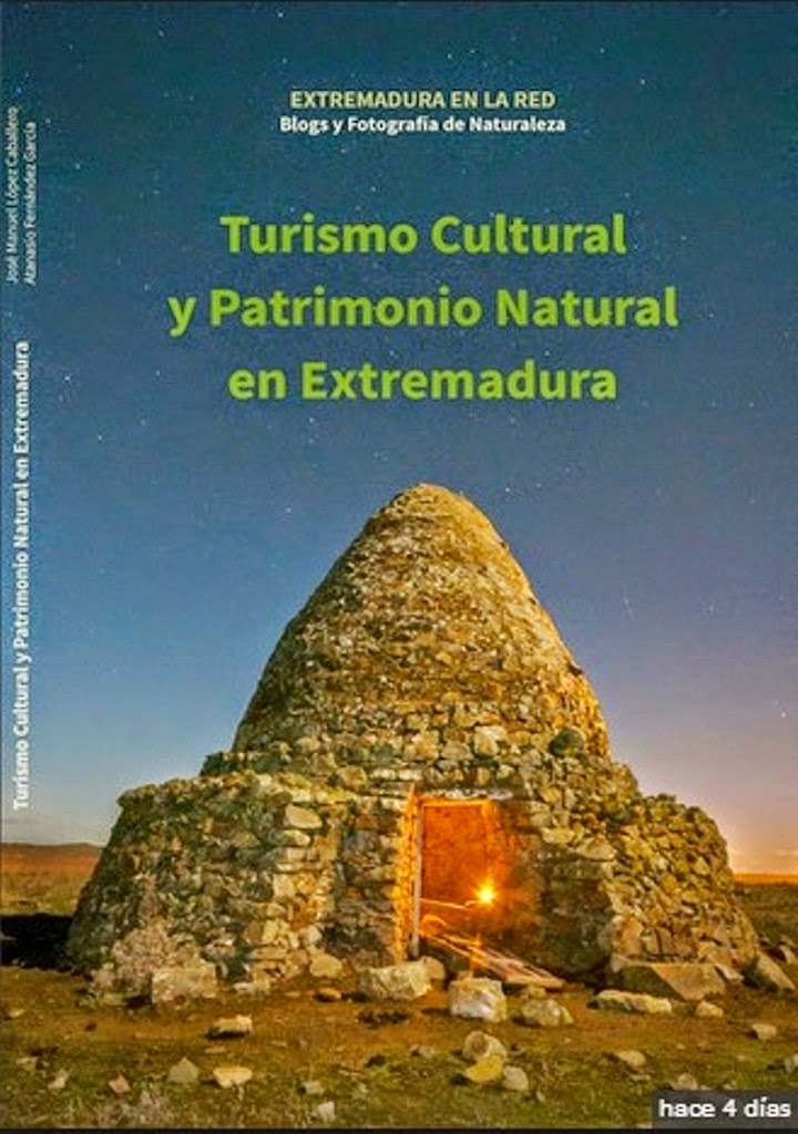 Bloggeros de Extremadura, Salomé Guadalupe Ingelmo, guía de naturaleza, guía fotográfica, patrimonio natural y cultural, Libros de Salomé Guadalupe Ingelmo